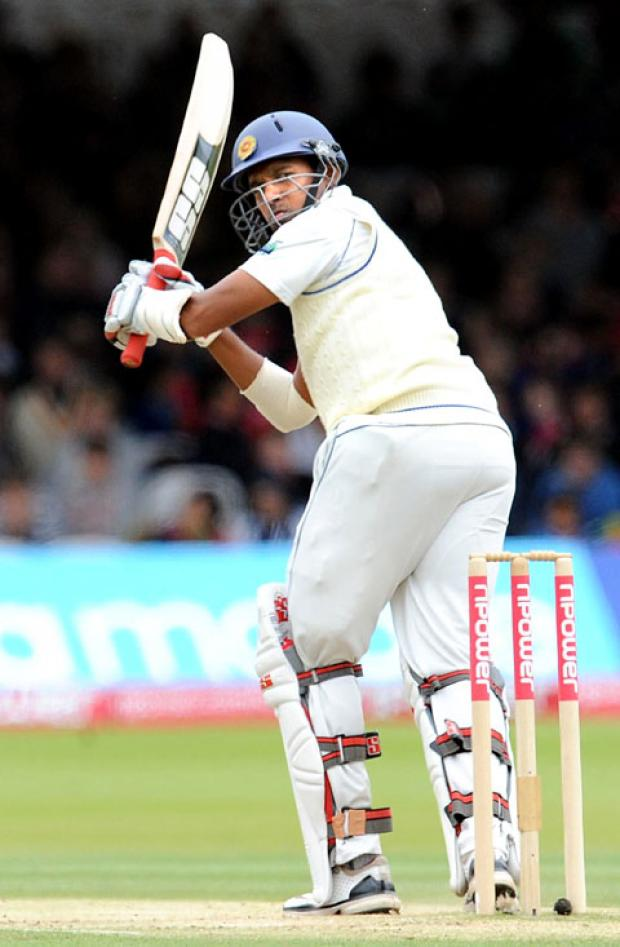 OVERLOOKED: Worcestershire's new recruit Thilan Samaraweera.