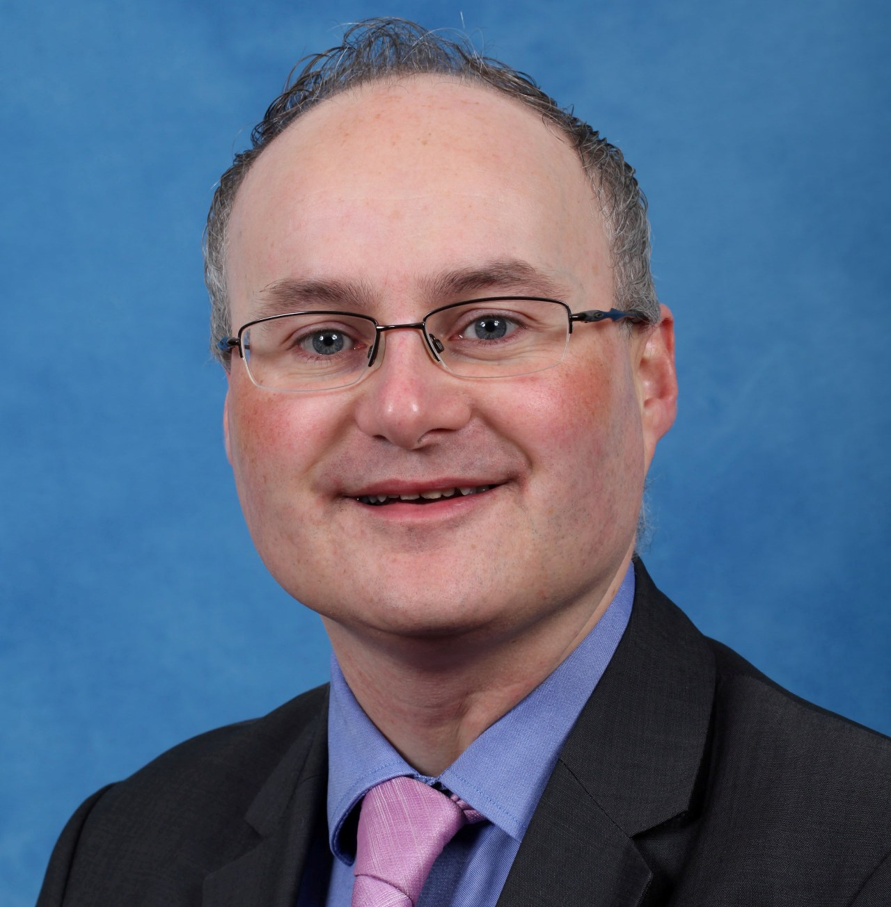 Councillor Simon Geraghty, former leader of Worcester City Council