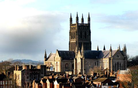 Tourism in Worcester is set to get a boost