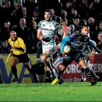 Worcester News: JOSH DRAUNINIU: Impressed for Warriors with a try double against London Welsh.