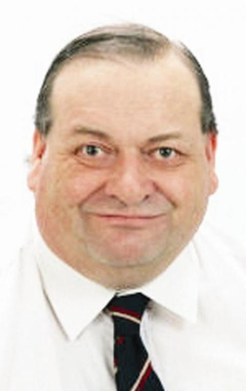 Councillor Adrian Hardman, the leader of Worcestershire County Council