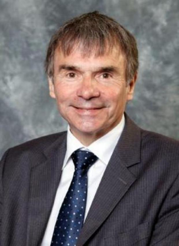Worcester News: Councillor Peter McDonad, Labour group leader at the county council