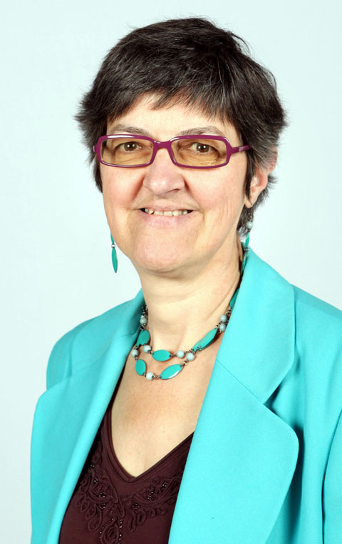 Councillor Lynn Denham: backing the care and repair agency