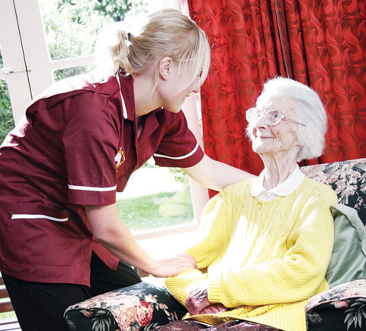 Now you can nominate caring staff