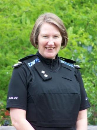 Insp Janet Heritage brands thieves