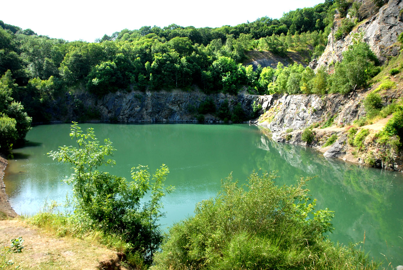 Draining ruled out, but danger quarry should never be the same again
