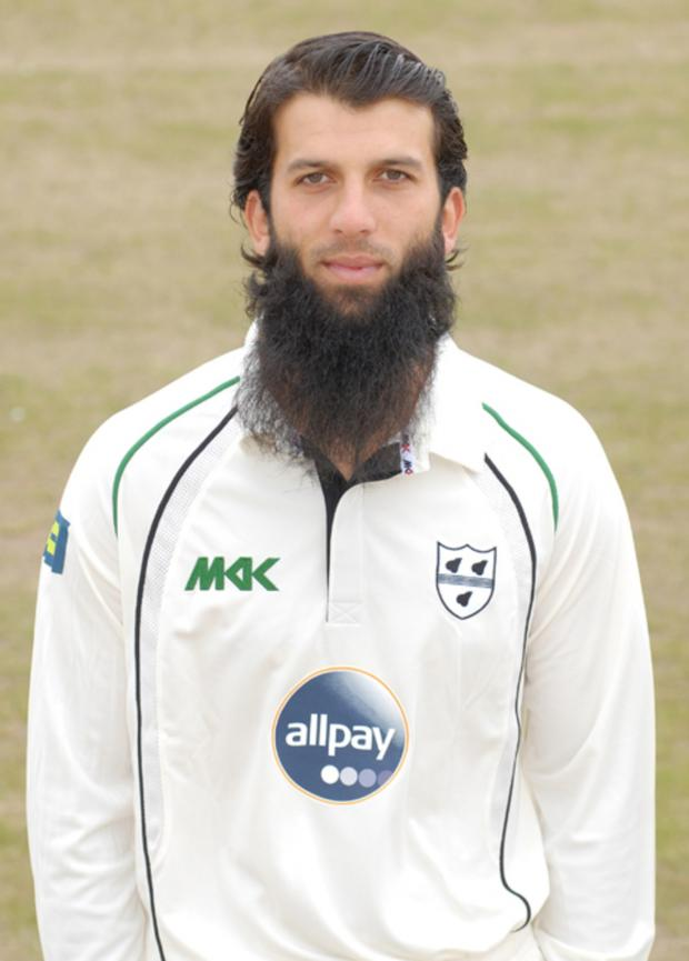 Worcester News: MOEEN ALI: In England Test squad.