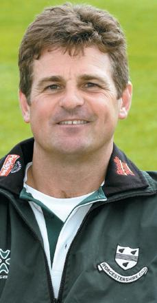 STEVE RHODES: Believes Colin Munro can be vital for Worcestershire.