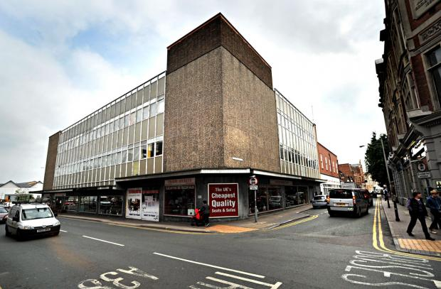Worcester News: Trinity House, in Worcester city centre