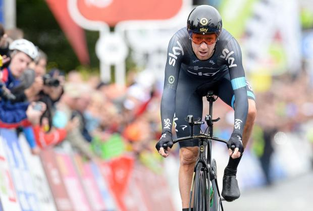 Worcester News: Sir Bradley Wiggins: heading back to Worcester