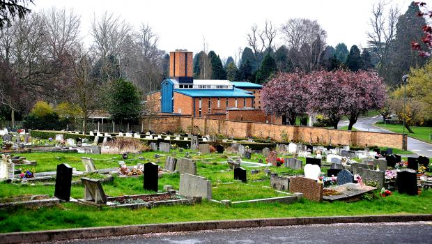 Stop attacking Worcester's cemetery, says volunteer