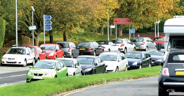 Worcester News: Should the county council provide more parking spaces?