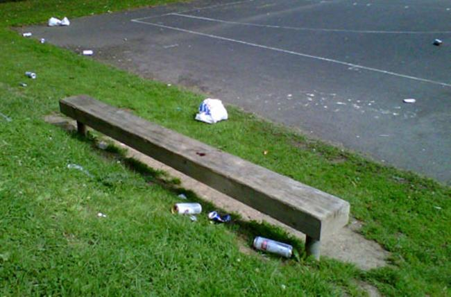 Complaints double over litter on Worcester streets