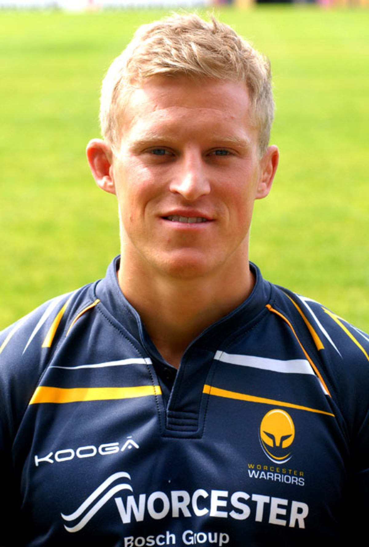 Worcester Warriors player Jake Abbott is hoping to boost publicity for Acorns
