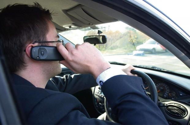 Use of hand-held mobile phones at the wheel has fallen, the survey shows