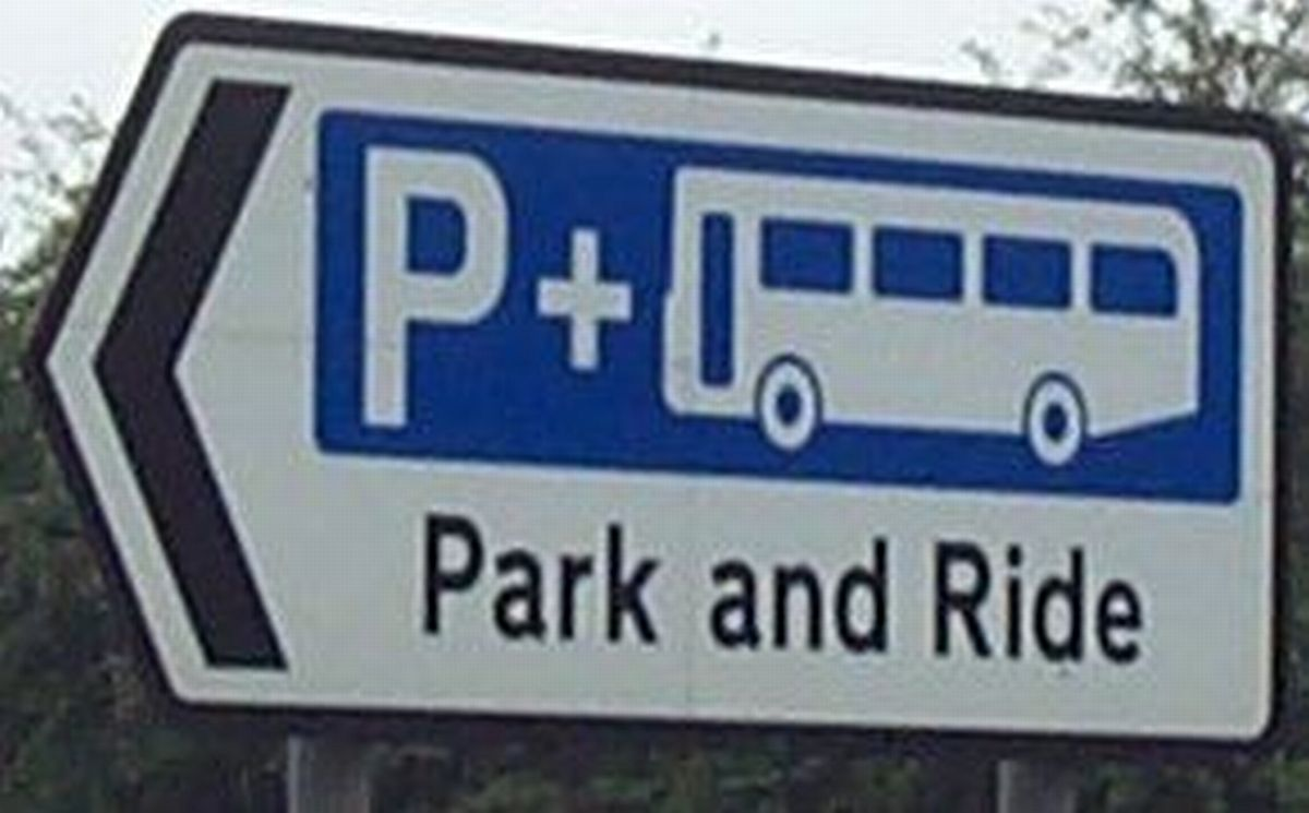 Let's launch new park and ride in west Worcester