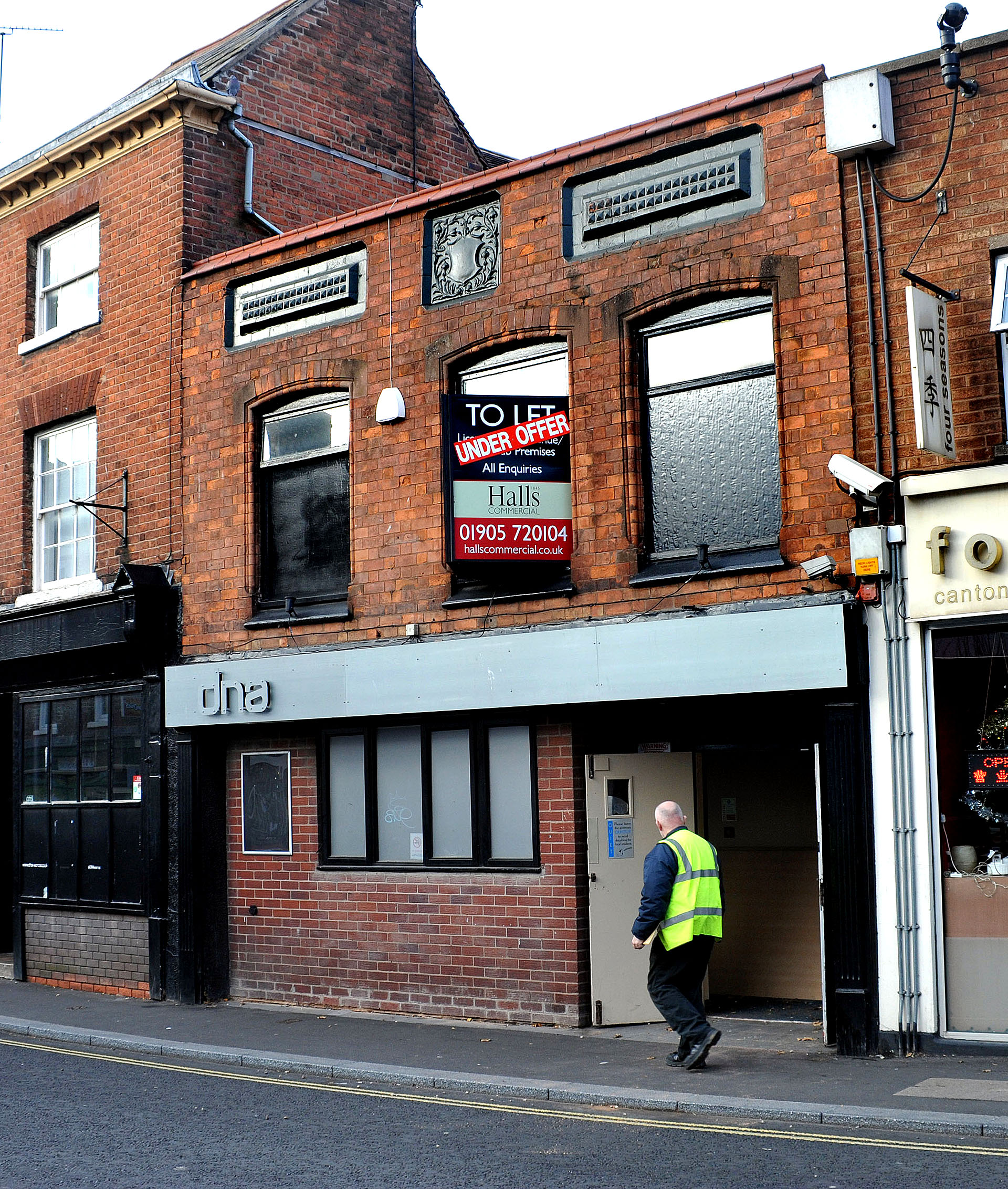 Black Cherry is set to open at the former DNA club, in Lowesmoor