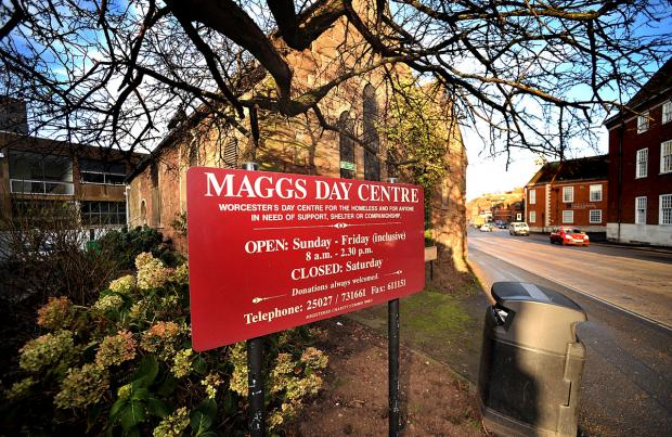 Maggs Day Centre in Worcester