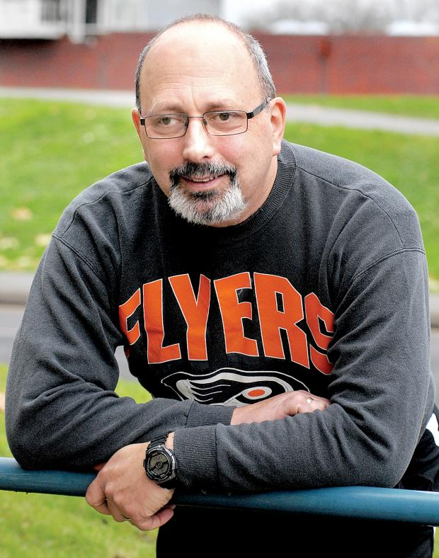 Worcester News: I WAS PICKED ON BY BULLIES: Novelist Michael LeFevre.