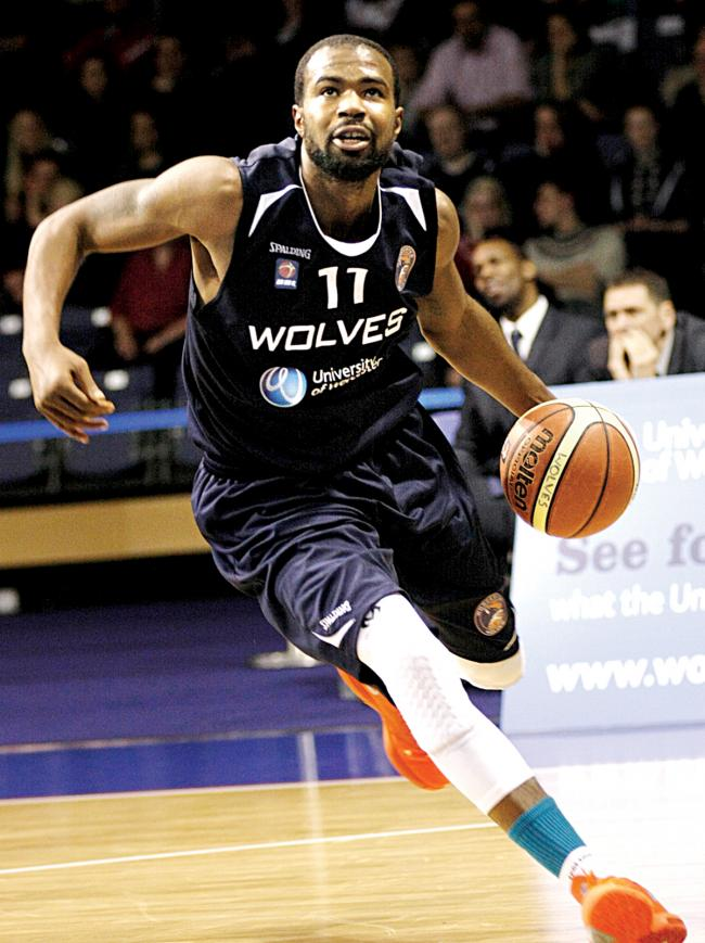 ZAIRE TAYLOR: Recognised by the British Basketball League with their player-of-the-month award.