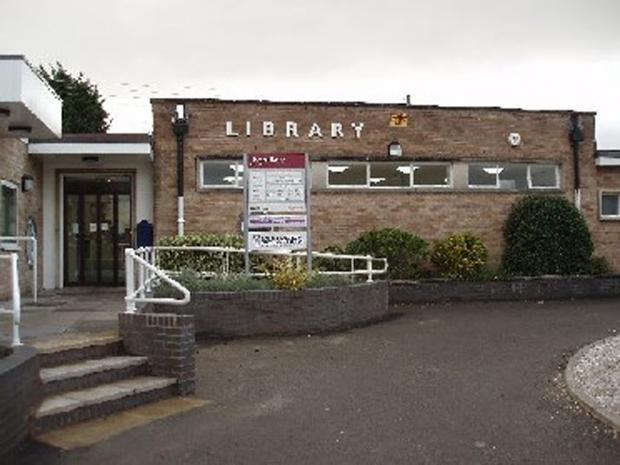 Upton library's future in doubt