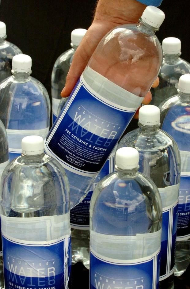 Worcester News: Residents were left without tap water for three days.