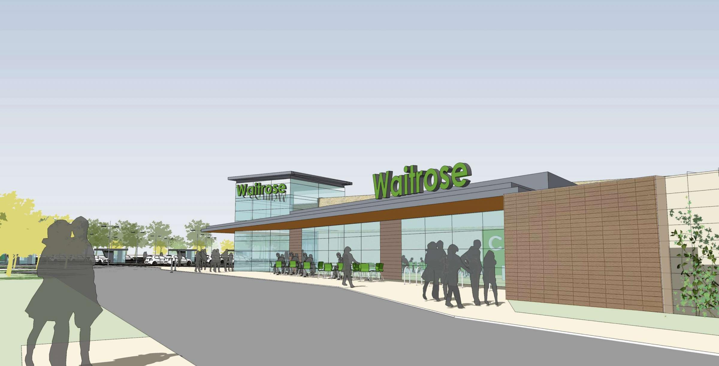 Waitrose announces plans for first Worcester store