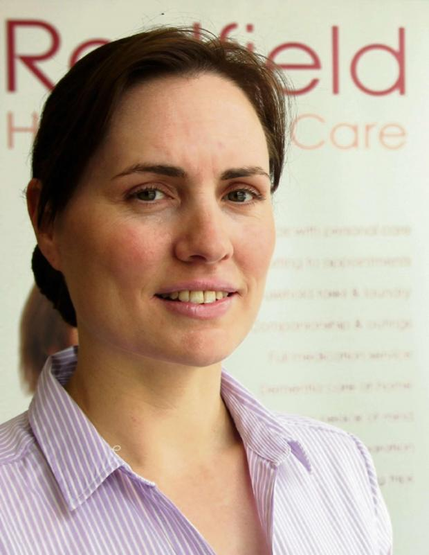 Worcester News: Hannah MacKechnie of Radfield Home Care