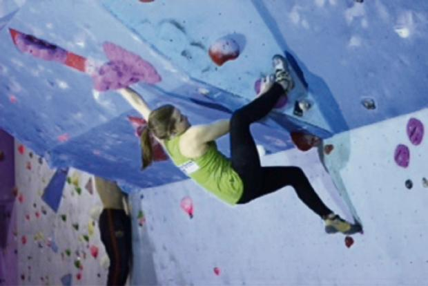 Worcester News: HIGHEST HEIGHTS: Natasha Allcock has been selected to join the Great Britain Junior Climbing Team. (s)