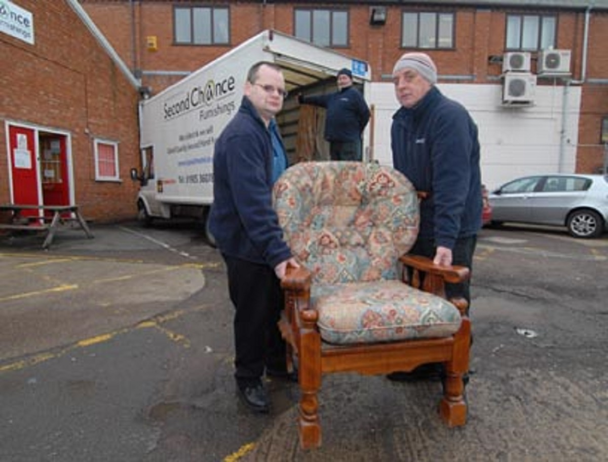 Can you help? Second Chance Furnishings needs donations of sofas