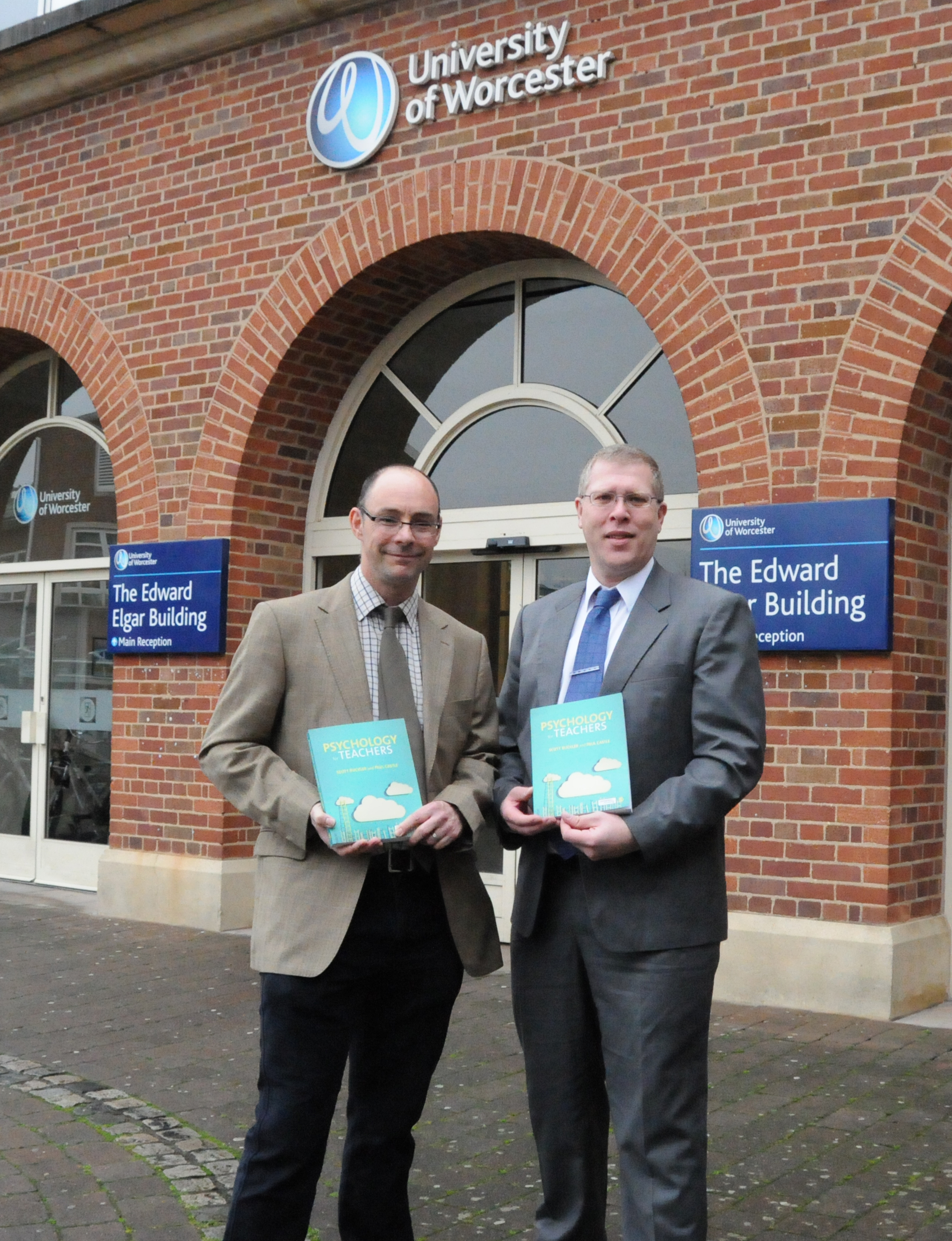 MUST READ: A new book from Dr Castle and Dr Buckler from the University of Worcester has been praised.