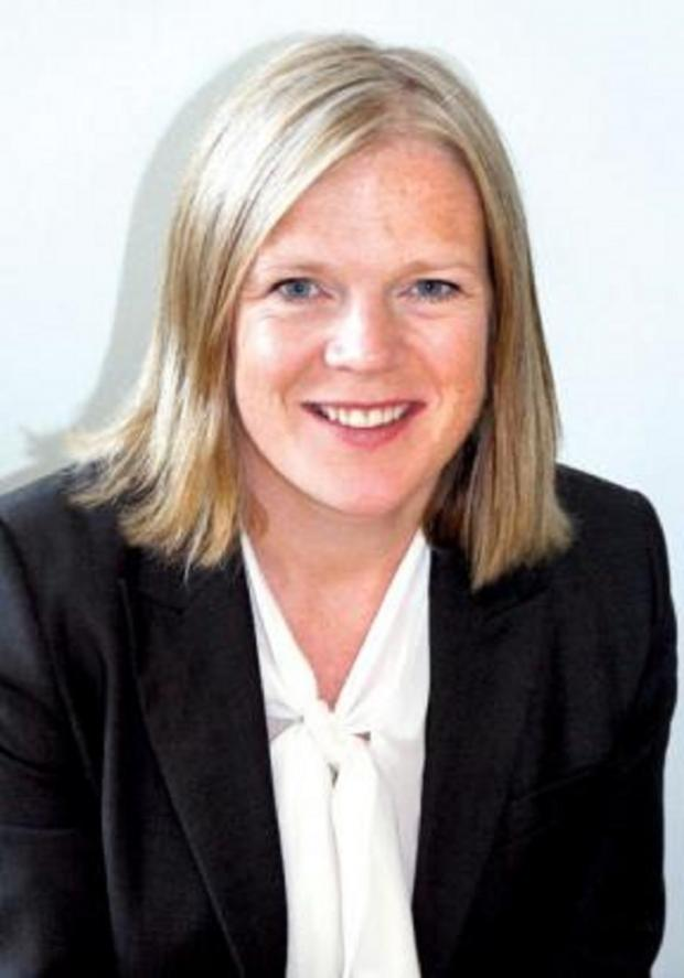 Worcester News: Clare Marchant, the new county council chief executive