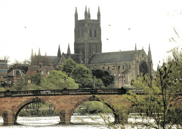 Worcester could be named City of Culture 2021