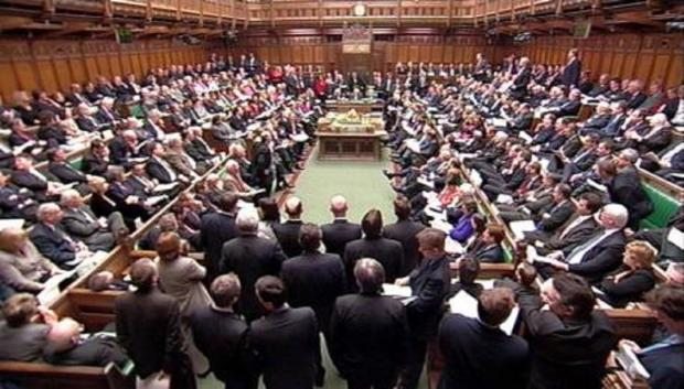 House of Commons: debate on flooding