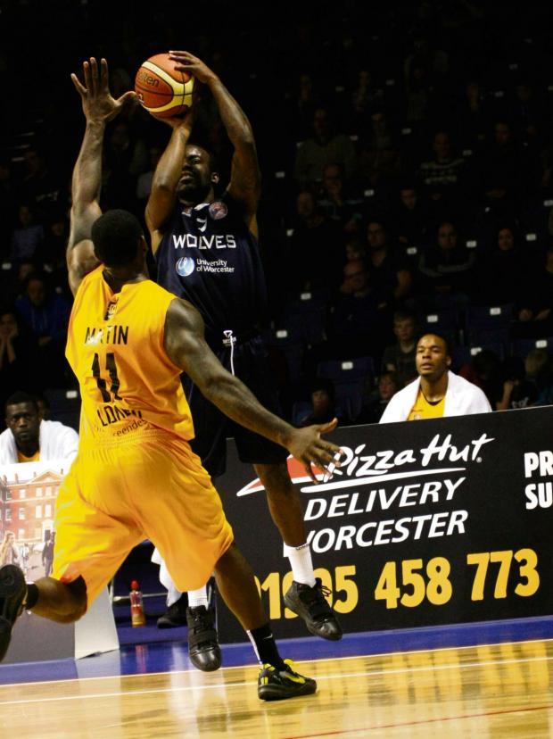 Worcester News: DANIEL BELGRAVE: One of several Worcester Wolves players who have made their mark off the bench in recent matches.