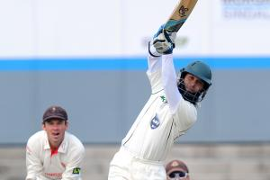 Worcestershire's Moeen Ali hits sparkling half-century for England in third Ashes Test against Australia at Edgbaston