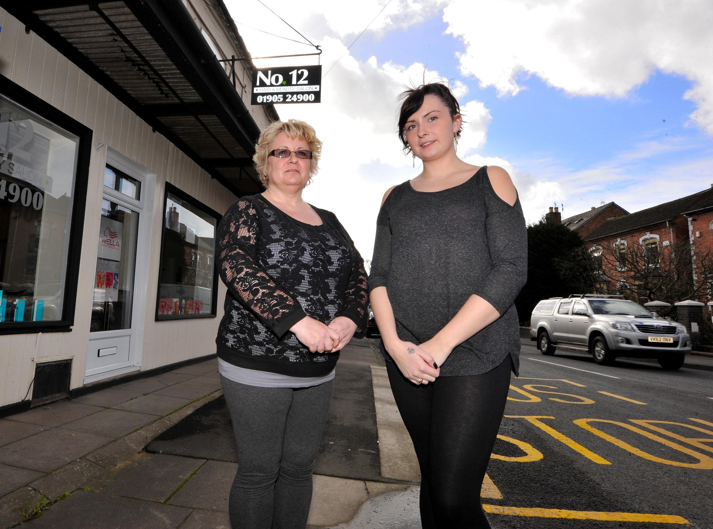 Parking restrictions on Ombersley Road given the red light by residents and businesses