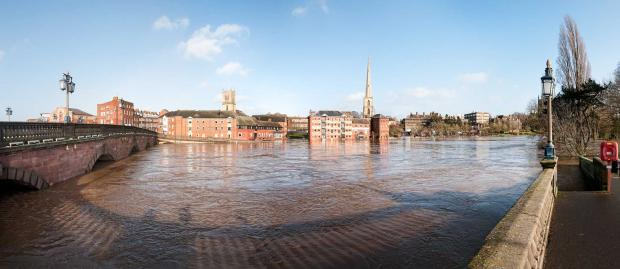 Worcester City Council to launch £50,000 flood recovery fund
