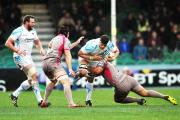 18/01/14. Worcester Warriors v Oyonnax, Amlin Challenge Cup, Sixways Stadium, Worce