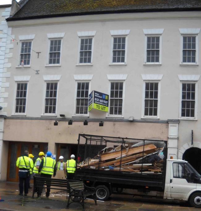 Bromsgrove Pizza Hut Closes Its Doors Worcester News