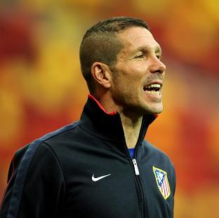 Worcester News: Boss Diego Simeone knows Atletico Madrid will have to face a tough opponent in the Champions League quarter-finals