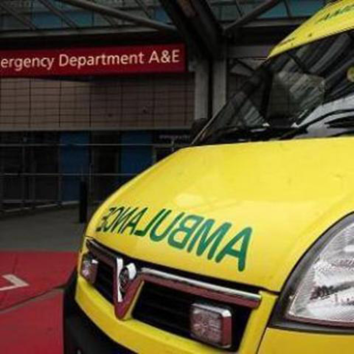 Drop in A&E admissions due to violence