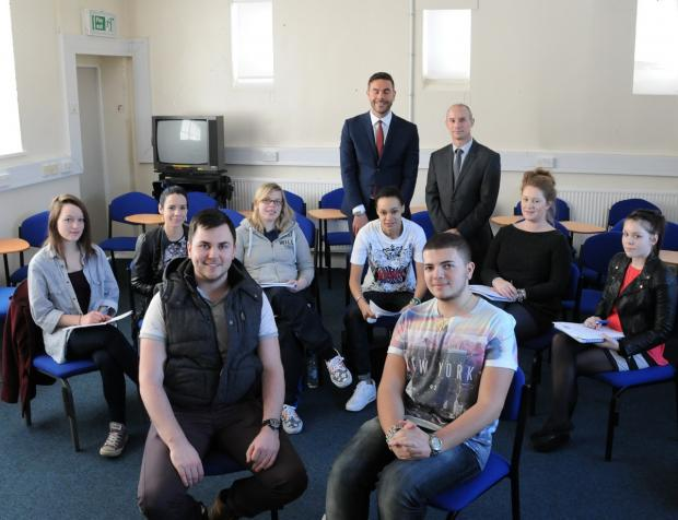 Worcester psychology students train as LGBT mentors