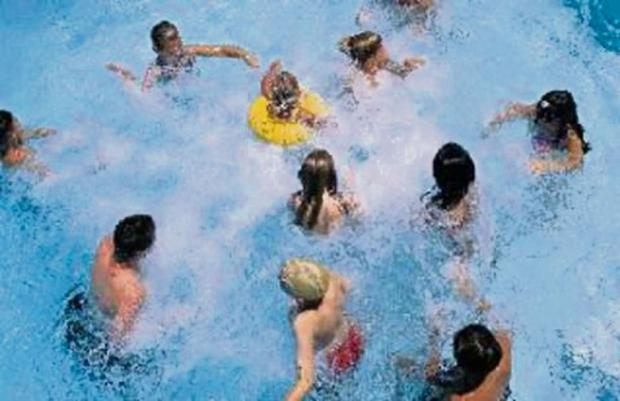Scaled-back swimming pool plans approved