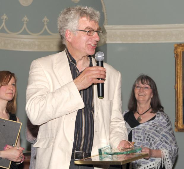 Worcester News: Poet laureate Tim Cranmore will be helping to choose his successor at the Worcestershire Festival Launch on Friday, June 20. (s)