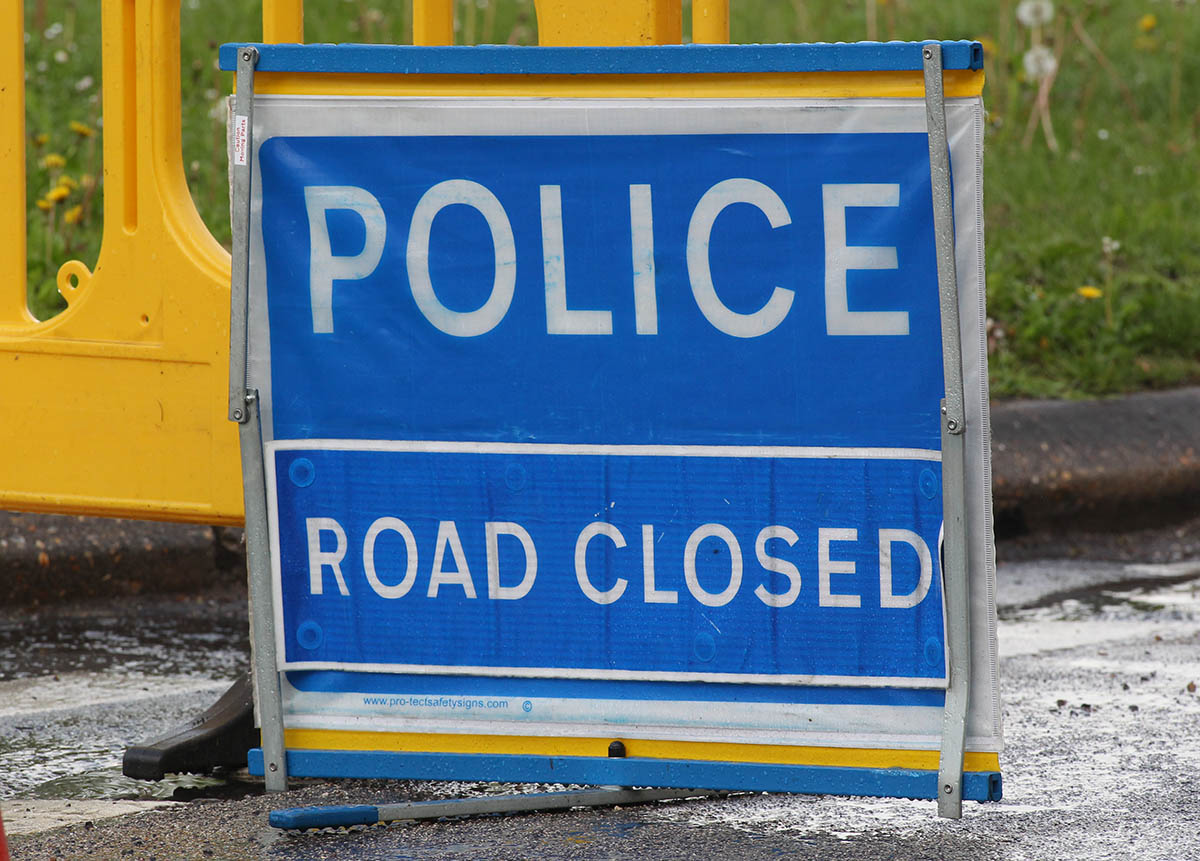 Bye Street in Ledbury is closed in both directions