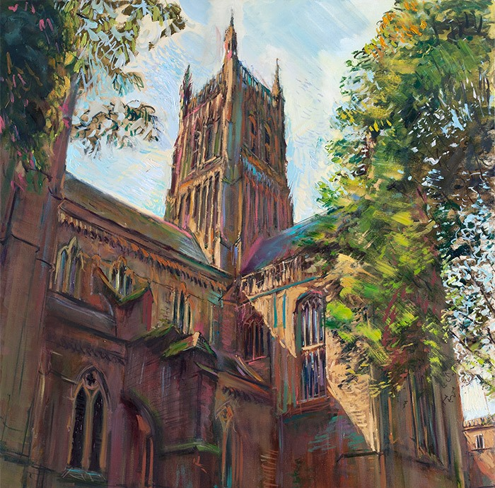 Worcester Cathedral to get urgent repairs fund