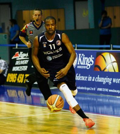 STAR PERFORMER: Worcester point guard Zaire Taylor is looking to win the BBL play-offs for the second year running. Picture: KEITH HUNT.