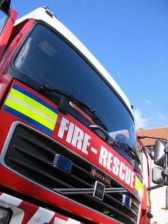 Powercut in Diglis following tree fire