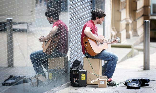 BUSKING: A new set of rules have been drawn up for buskers in Worcester, including time limits.